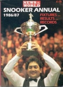 Snooker Annual 1986/1987