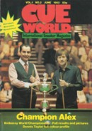 Cue World June 1982
